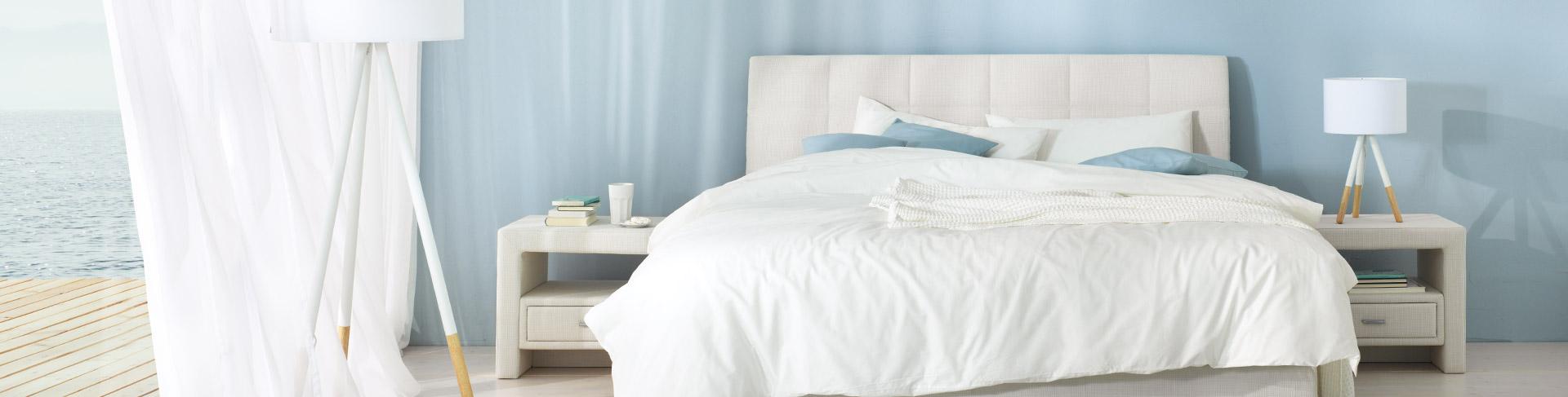 Das Wenatex-Bett steht für reinste Schlafqualität