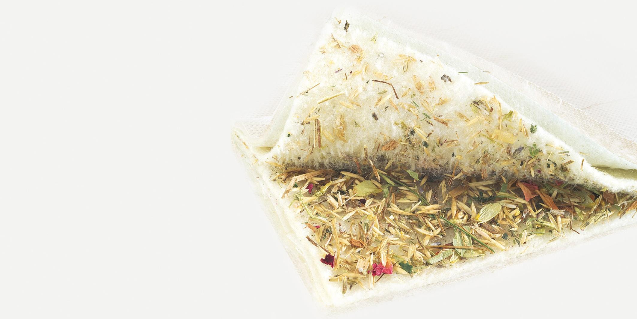 Die besonderen Eigenschaften der wenatex® Alpenkräuter-Regenerationseinlage