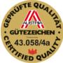 Austria Gütezeichen für Wenatex Kissen bestätigt Qualität made in Austria