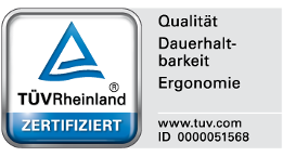 Wenatex Zertifikat TUEV Rheinland