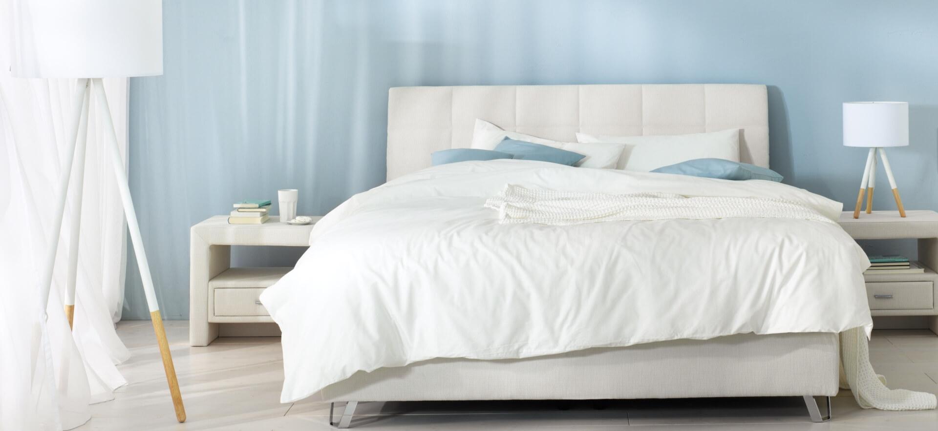 Das Wenatex Bett steht für reinste Schlafqualität