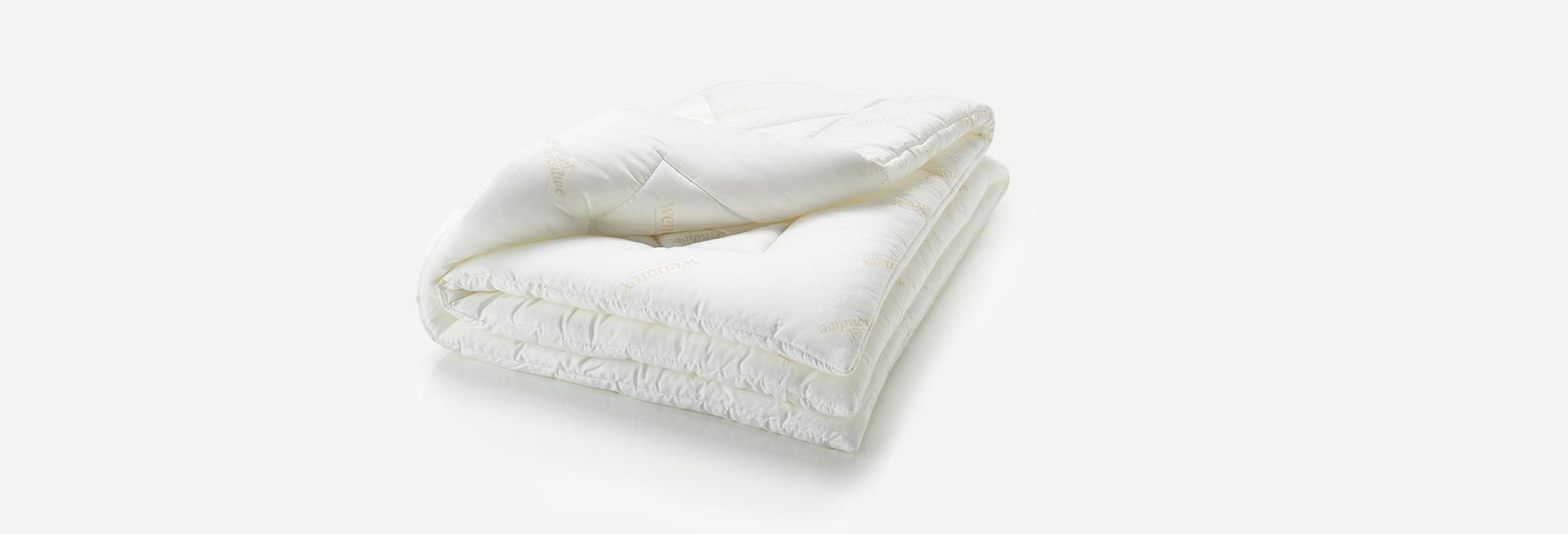 Die besonderen Eigenschaften der wenaCel® sensitive Ganzjahres-Bettdecke
