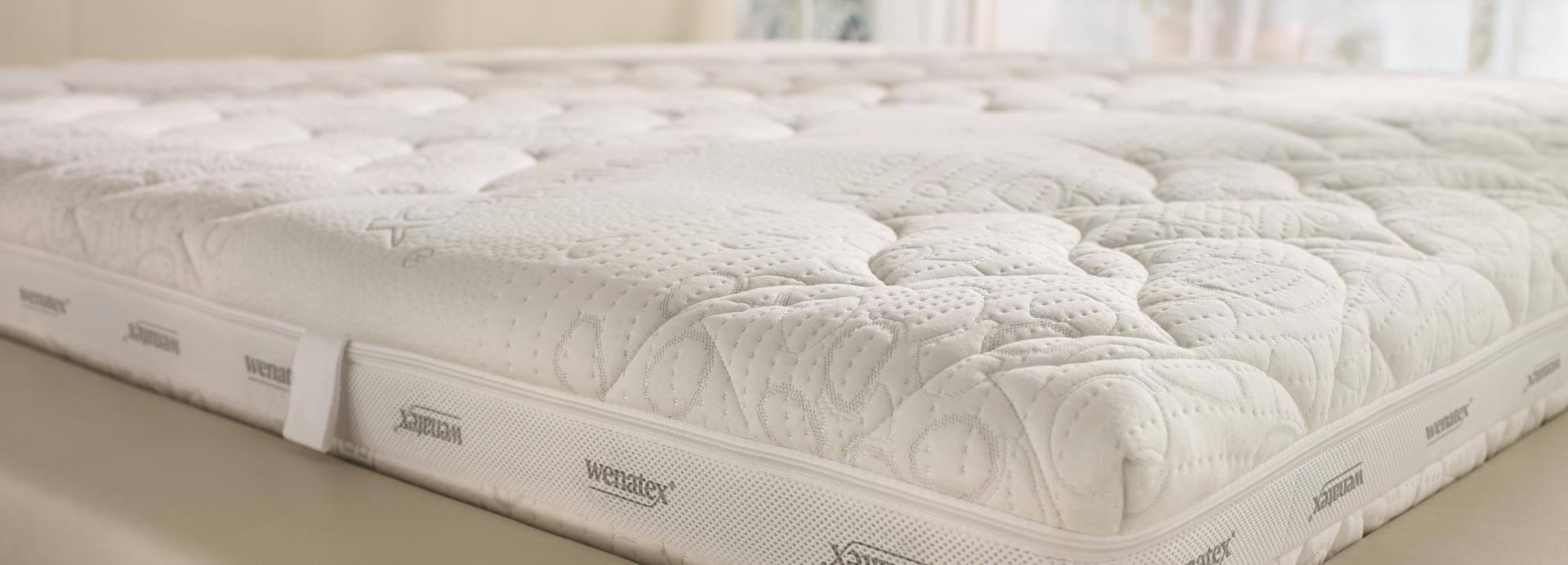 wenaCel® sensitive Matratze in gängigen Maßen und Sondergrößen passend für jedes Bett