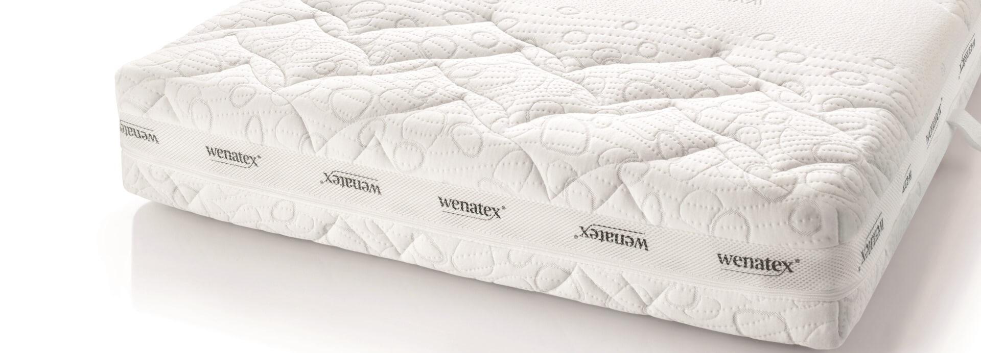wenacel sensitive orthopaedic mattress - Basi A Doghe Wenatex