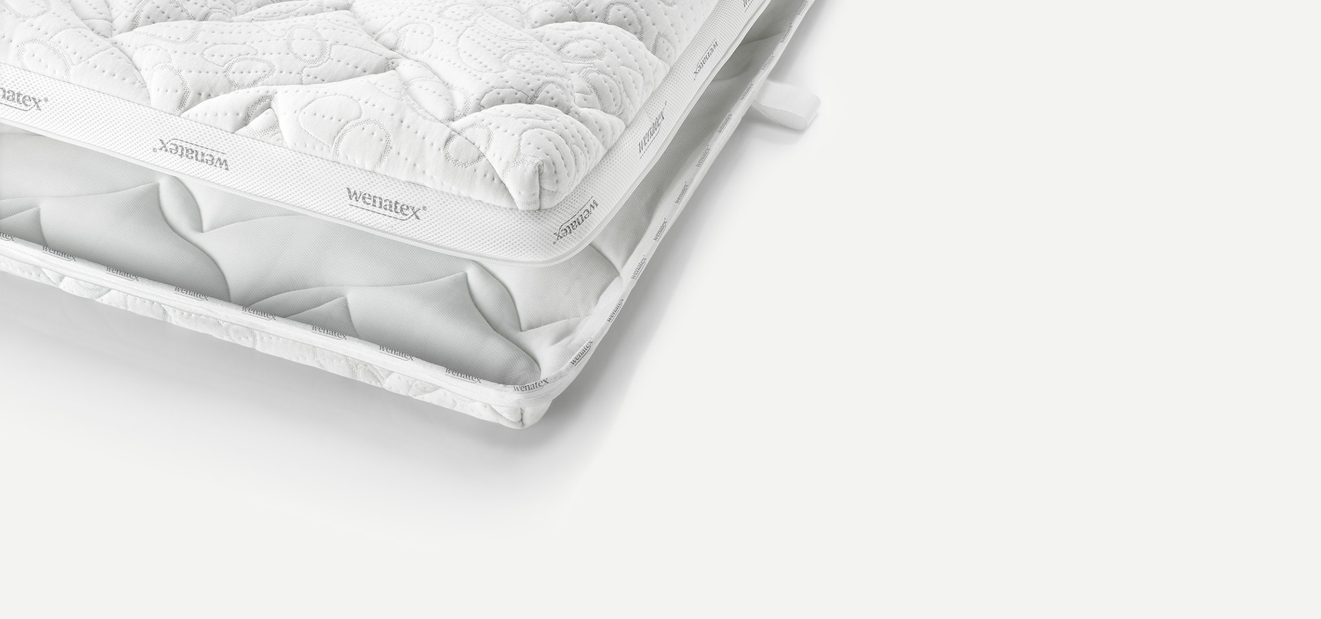 Materasso Top Air Silver.The Wenacel Sensitive Mattress Cover Offers An Unbeatable Quality