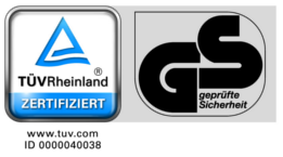 wenatex gepruefte Sicherheit TÜV Rheinland