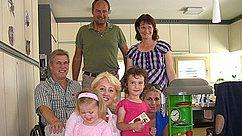 Wenatex diventa madrina di una casa dei bambini
