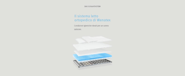 Il sistema letto - Sistema per leggere a letto ...