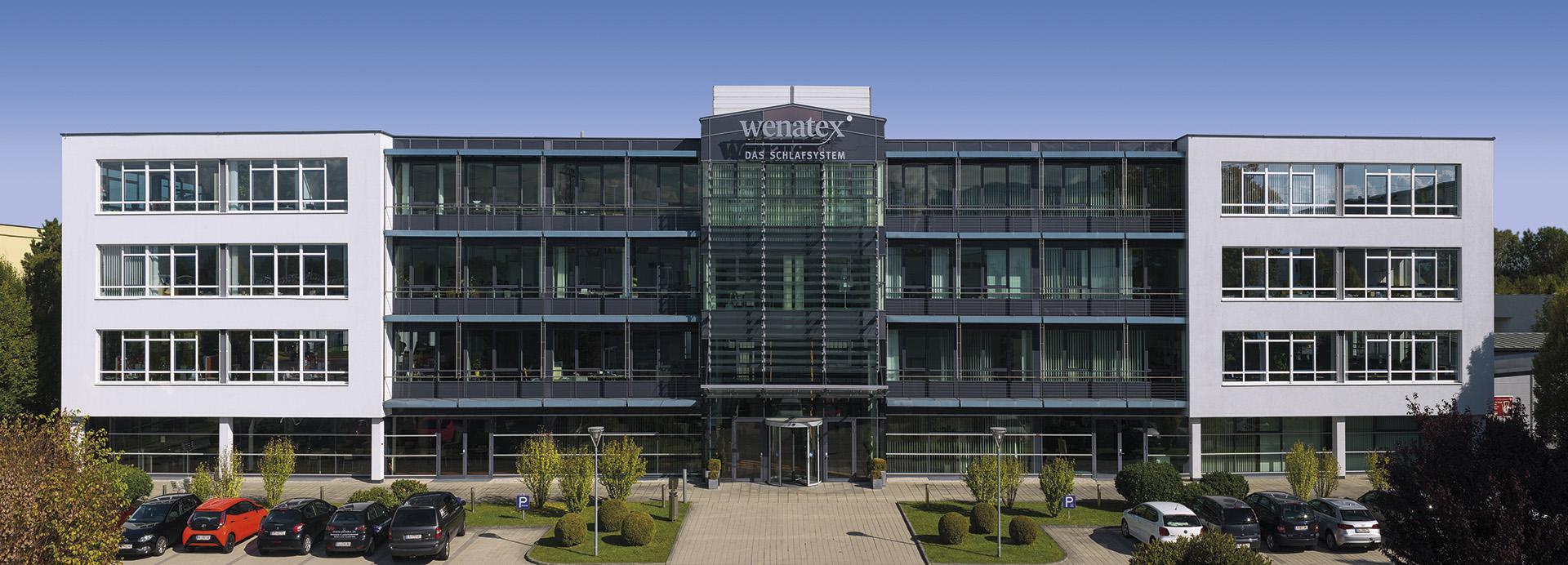 Wenatex Firmengebäude Salzburg