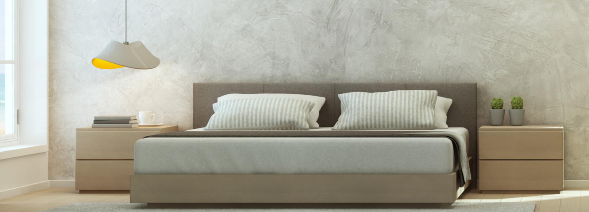 Idee per l\'illuminazione della camera da letto