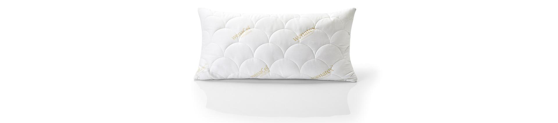 Cuscini Wenatex.The Wenacel Sensitive Pillow From Wenatex Comfortable Support